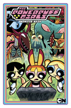Image: Powerpuff Girls Vol. 02: Monster Mash SC  - IDW Publishing