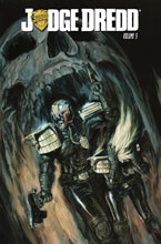 Image: Judge Dredd  (IDW) Vol. 05 SC - IDW Publishing