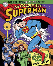 Image: Superman: The Golden Age Sundays 1946-1949 HC  - IDW Publishing