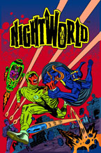 Image: Nightworld #2 - Image Comics