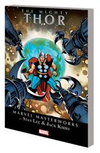 Image: Marvel Masterworks: Mighty Thor Vol. 05 SC  - Marvel Comics