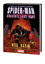 Image: Spider-Man: Kraven's Last Hunt  (novel) HC - Marvel Comics