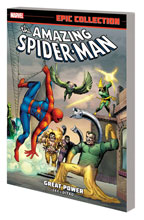 Image: Amazing Spider-Man Epic Collection: Great Power SC  - Marvel Comics