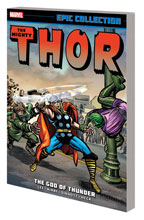 Image: Thor Epic Collection: The God of Thunder SC  - Marvel Comics