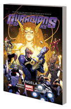 Image: Guardians of Galaxy Vol. 02: Angela SC  - Marvel Comics