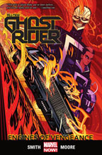 Image: All-New Ghost Rider Vol. 01: Engines of Vengeance SC  - Marvel Comics