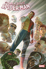 Image: Amazing Spider-Man #1.5 by Alex Ross Poster  - Marvel Comics