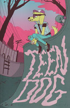 Image: Teen Dog #1 (variant incentive cover - Lee) (15-copy) - Boom! Studios