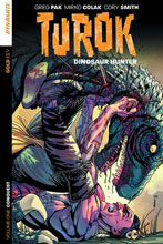 Image: Turok Dinosaur Hunter Vol. 01: Conquest SC  - Dynamite