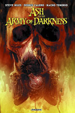Image: Ash & the Army of Darkness SC  - Dynamite