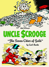 Image: Walt Disney's Uncle Scrooge: The Seven Cities of Gold HC  - Fantagraphics Books