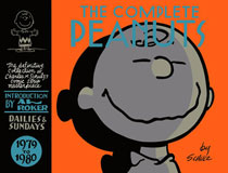 Image: Complete Peanuts Vol. 15: 1979-1980 HC  (current printing) - Fantagraphics Books