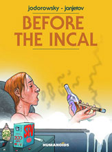 Image: Before the Incal HC  - Humanoids Inc