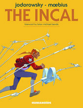 Image: Incal HC  - Humanoids Inc
