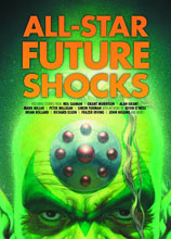 Image: All-Star Future Shocks SC  - Rebellion / 2000AD
