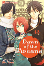 Image: Dawn of the Arcana Vol. 13 GN  - Viz Media LLC