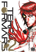 Image: Terra Formars Vol. 02 GN  - Viz Media LLC