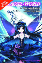 Image: Accel World Vol. 01 SC  - Yen Press