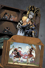 Image: Grimm Fairy Tales Presents Age of Darkness Vol. 03 SC  - Zenescope Entertainment Inc