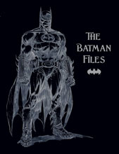 Image: Batman Files SC  - Andrews Mcmeel