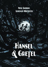 Image: Hansel & Gretel: A TOON Graphic Deluxe Edition HC  - Toon Graphic