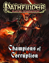Image: Pathfinder Player Companion: Champions of Corruption  -