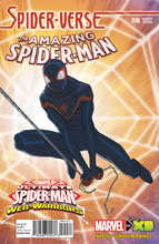 Image: Amazing Spider-Man #10 (variant cover - Spider-verse) - Marvel Comics