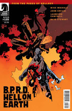 Image: B.P.R.D. Hell on Earth #135 (variant cover - Mignola) - Dark Horse Comics
