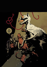 Image: Hellboy in Hell #8 - Dark Horse Comics