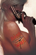 Image: Barb Wire Vol. 02 #3 - Dark Horse Comics