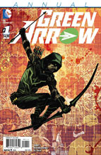 Image: Green Arrow Annual #1 - DC Comics