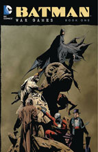 Image: Batman: War Games Book 01 SC  - DC Comics