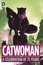 Image: Catwoman: A Celebration of 75 Years HC  - DC Comics