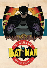 Image: Batman: The Golden Age Omnibus Vol. 01 HC  - DC Comics