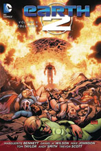 Image: Earth 2 Vol. 06: Collision HC  - DC Comics