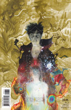 Image: Sandman Overture #6 (J.H. Williams special ink variant cover A - 00631) - DC Comics