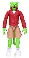 Image: DC Comics Designer Series Action Figure: Terry Dodson Teen Titans - Earth 1 Beast Boy  - DC Comics