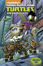 Image: Teenage Mutant Ninja Turtles New Animated Adventures Vol. 06 SC  - IDW Publishing