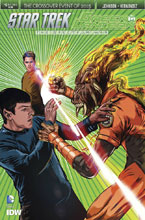 Image: Star Trek / Green Lantern #3 (cover A - Shasteen) - IDW Publishing