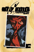 Image: X-Files: Season 10 Vol. 05 HC  - IDW Publishing