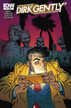 Image: Dirk Gently's Holistic Detective Agency #4 - IDW Publishing