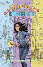 Image: Amelia Cole and the Impossible Fate SC  - IDW Publishing
