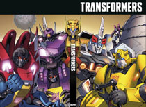 Image: Transformers: Robots in Disguise Boxed Set  (Vols. 1-5) SC - IDW Publishing