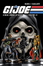 Image: G.I. Joe: A Real American Hero Vol. 12 SC  - IDW Publishing