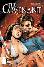 Image: Covenant #4 (cover A - Liefeld) - Image Comics