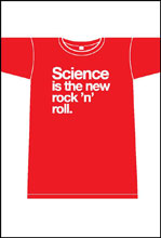 Image: Nowhere Men: Science is the New Rock 'n' Roll Women's T-Shirt  (L) - Image Comics