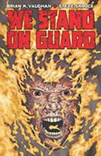 Image: We Stand on Guard #3 - Image Comics