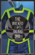 Image: Wicked + the Divine #14 (cover A - McKelvie & Wilson) - Image Comics