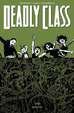 Image: Deadly Class Vol. 03: The Snake Pit SC  - Image Comics