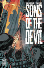 Image: Sons of the Devil #5 (cover A - Infante) - Image Comics